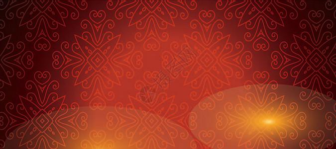 酷炫晚宴时尚条纹波浪 创意 展板海报背景图片