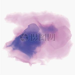 彩色墨迹喷溅飞溅背景图片