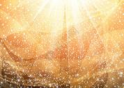 黄色金色富贵大气海报背景图片