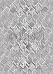 国外科技黑白灰底纹连续方格背景图片