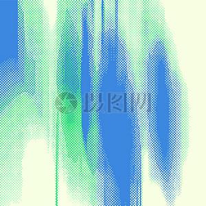 几何水彩水墨渐变背景素材图片