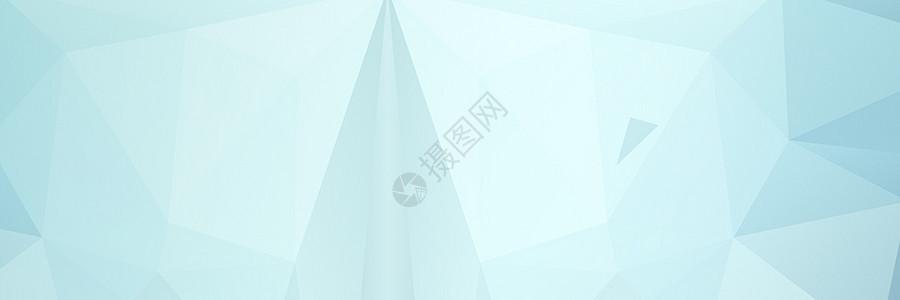 炫彩时尚立体方块几何海报背景设计图片