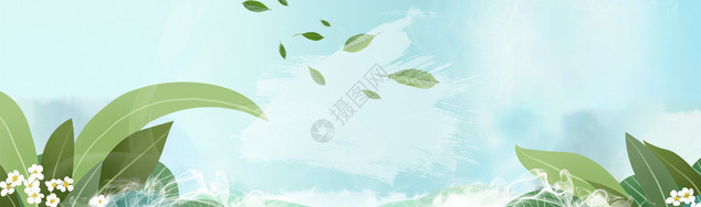 淘宝天猫店铺首页海报模板图片