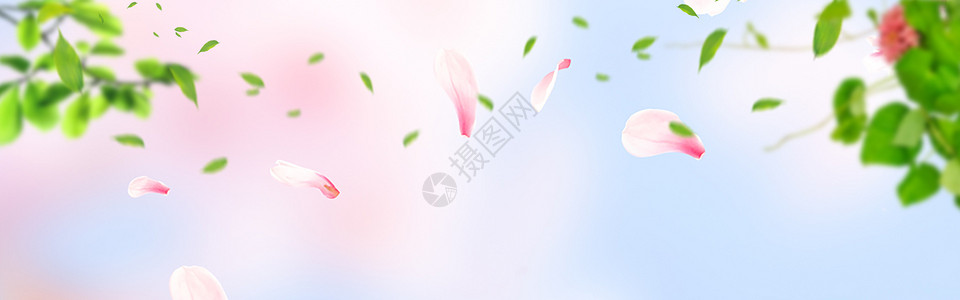 春季淘宝新品上新海报图片