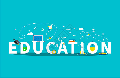 EDUCATION  教育创意设计素材图片