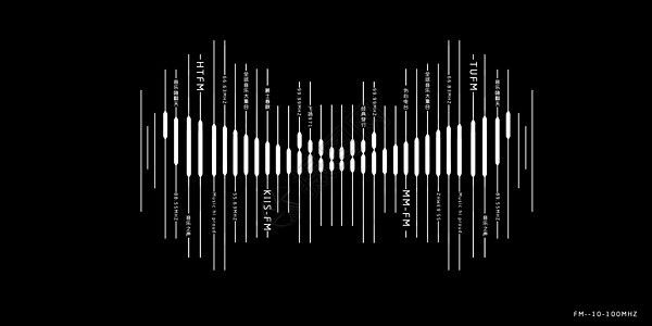 音乐音符背景图片