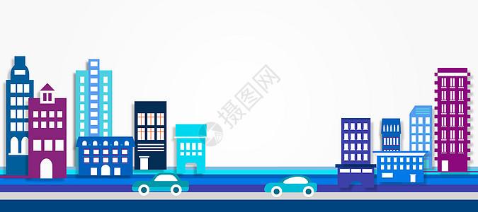 城市生活图片