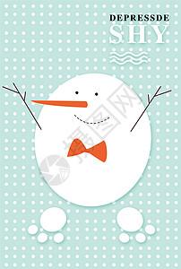 堆雪人游戏图片