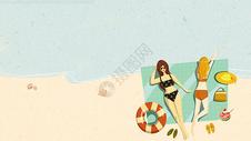夏日童话图片