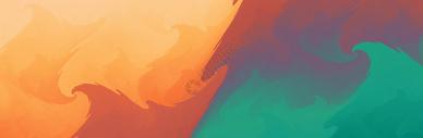 彩色插画图片