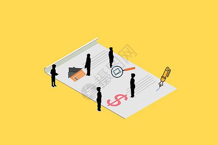 手绘灵感创意商务图片