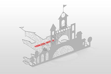 学校建筑图片