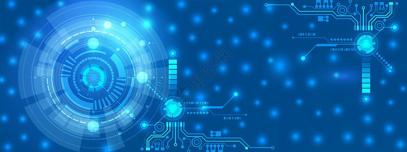 智能科技信息图片