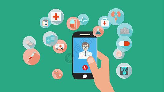 远程医疗服务图片