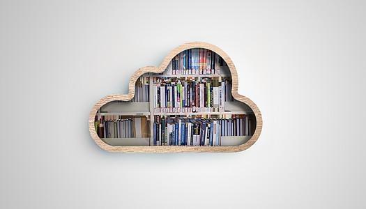 云网络图书馆图片