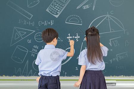 创意教育背景图片