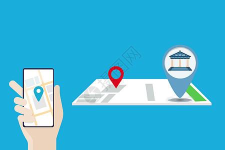 手机天地图片