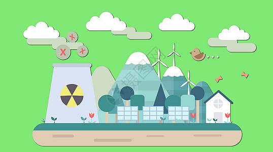 环保家园图片