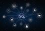 世界地图科技背景图片