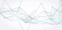 线条科技背景图片