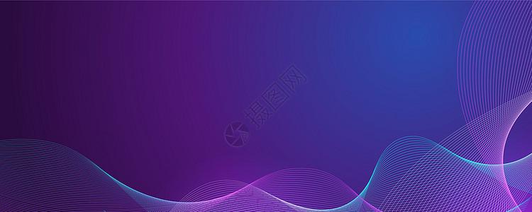 科技线条背景图图片