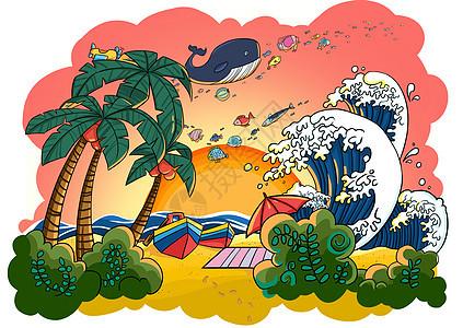 梦幻海洋畅想季图片