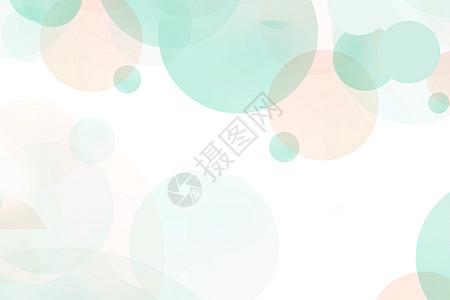 彩色梦幻泡泡背景图片