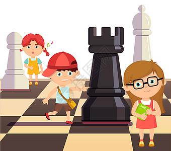 报名国际象棋图片