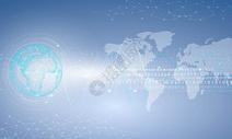 企业商务展板背景图片
