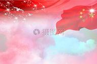 国庆背景素材图片