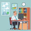 商务办公人员图片