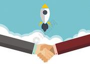商务商业合作图片
