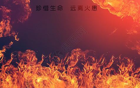 消防创意素材图片