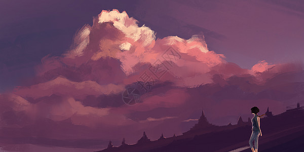 浮云蔽日图片大全