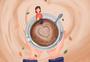 咖啡美梦图片