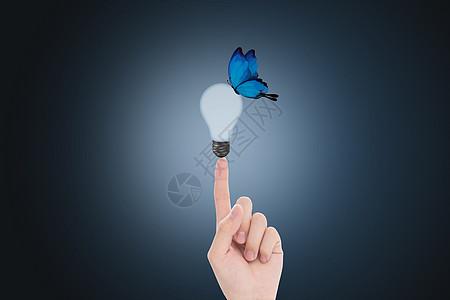 人工智能蝴蝶效应图片
