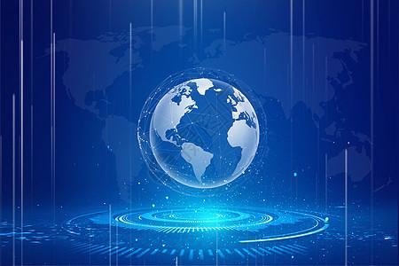 全球数据化图片