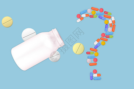 医疗药物药片图片