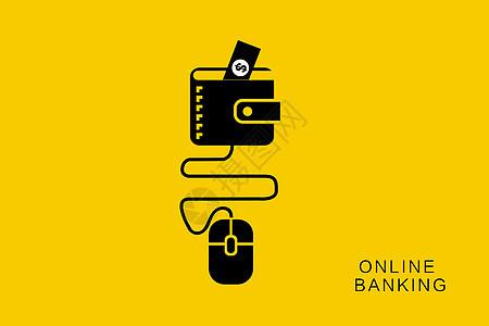 网上银行图片