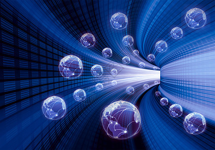 网络全球化图片