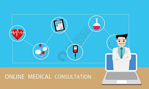 网上医疗信息平台图片