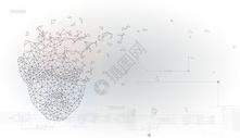 未来科技——人脑智能思维图片