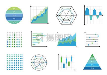 数据图表信息图片