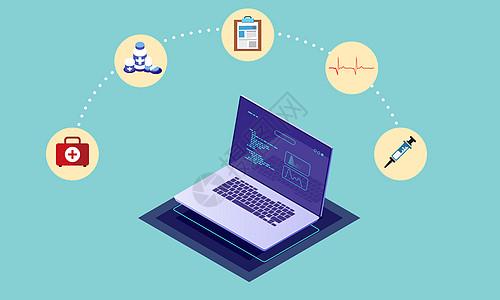 网络医疗平台图片