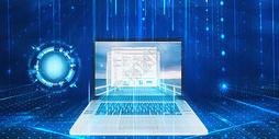电脑科技图片图片