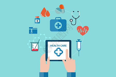 网上医疗图片
