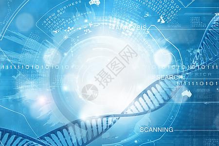 DNA医疗技术图片