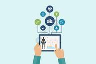 在线医疗科技图片