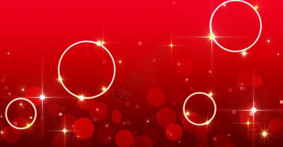 红色 酷炫 背景图片