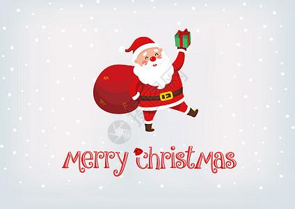 可爱的圣诞小麋鹿图片